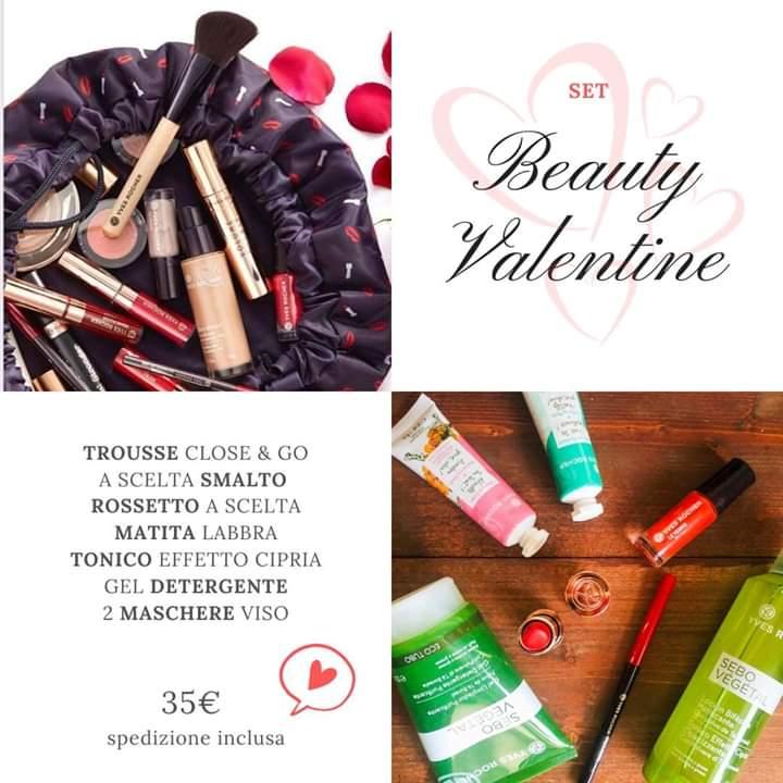 Set Beauty Valentine