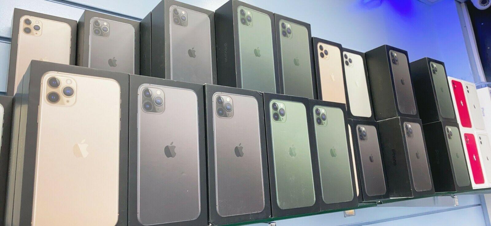 Apple iPhone 11 Pro 64GB iPhone 11 Pro Max 64GB