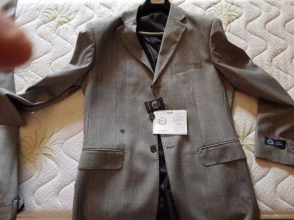 Vestito completo (giacca+pantalone) nuovo