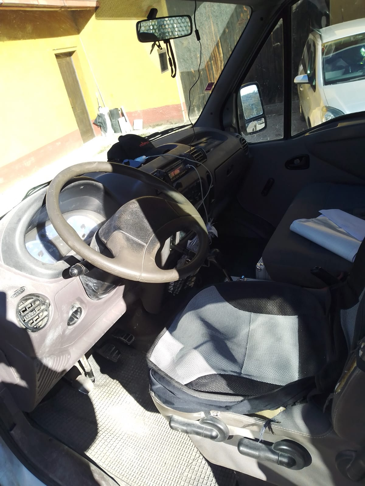 Camion Renault master turbo diesel