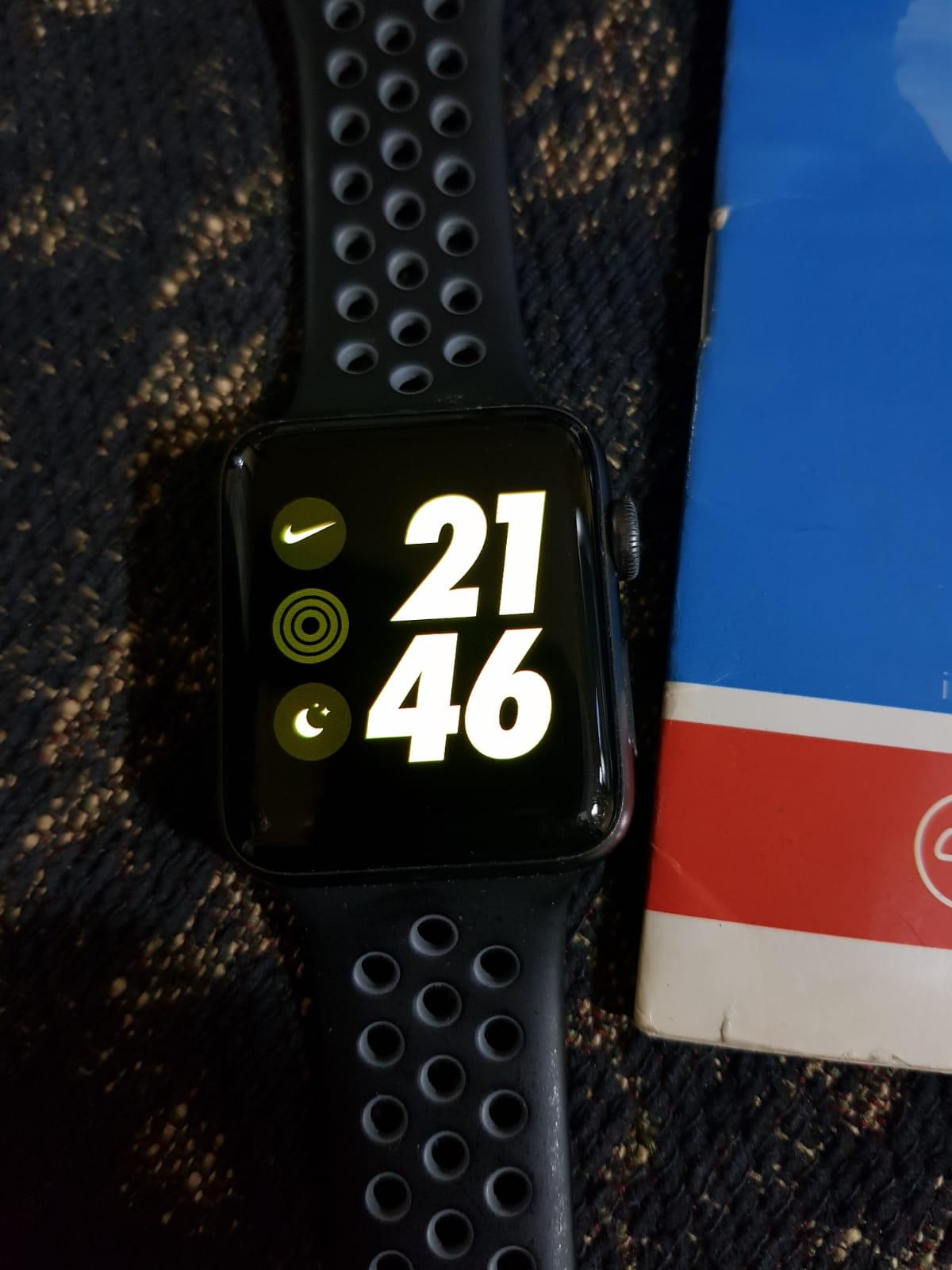 Apple Watch Nike serie 2 42mm