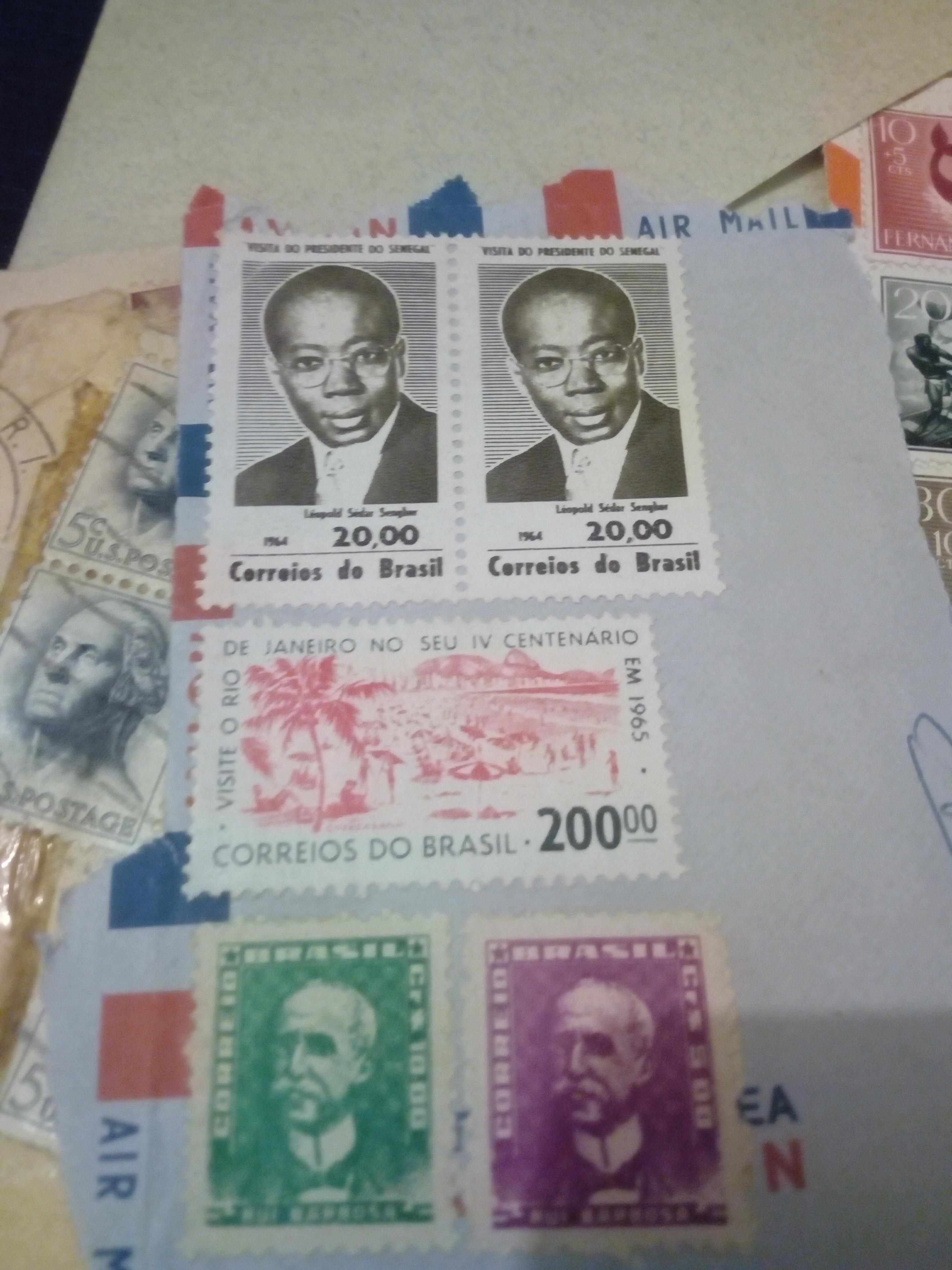 Francobolli Somalia