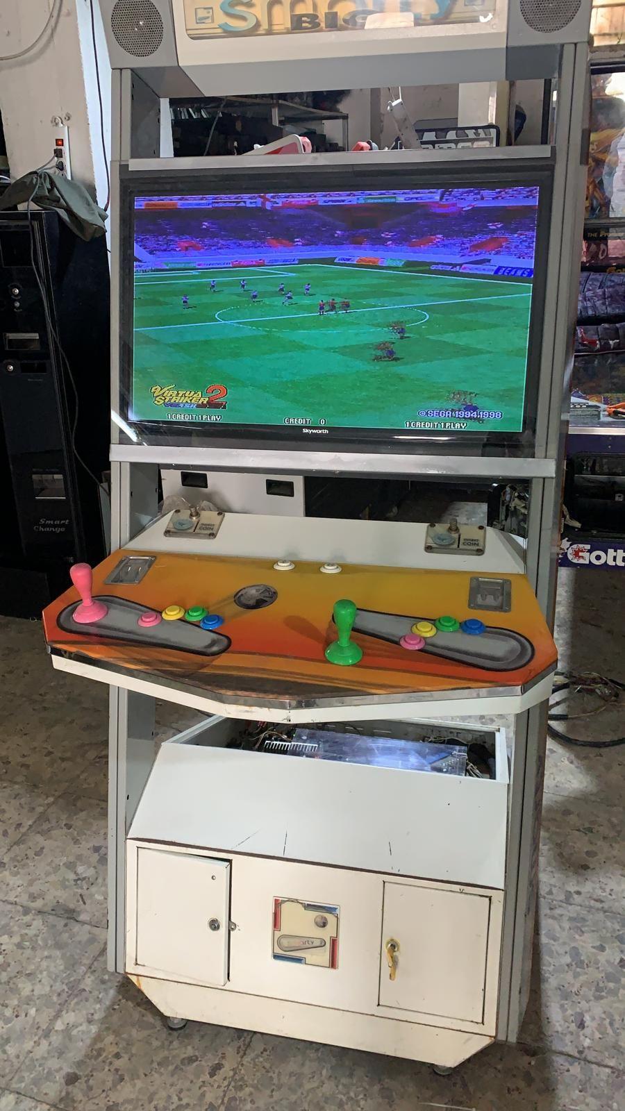 vendo videogioco  virtua striker II mon.32