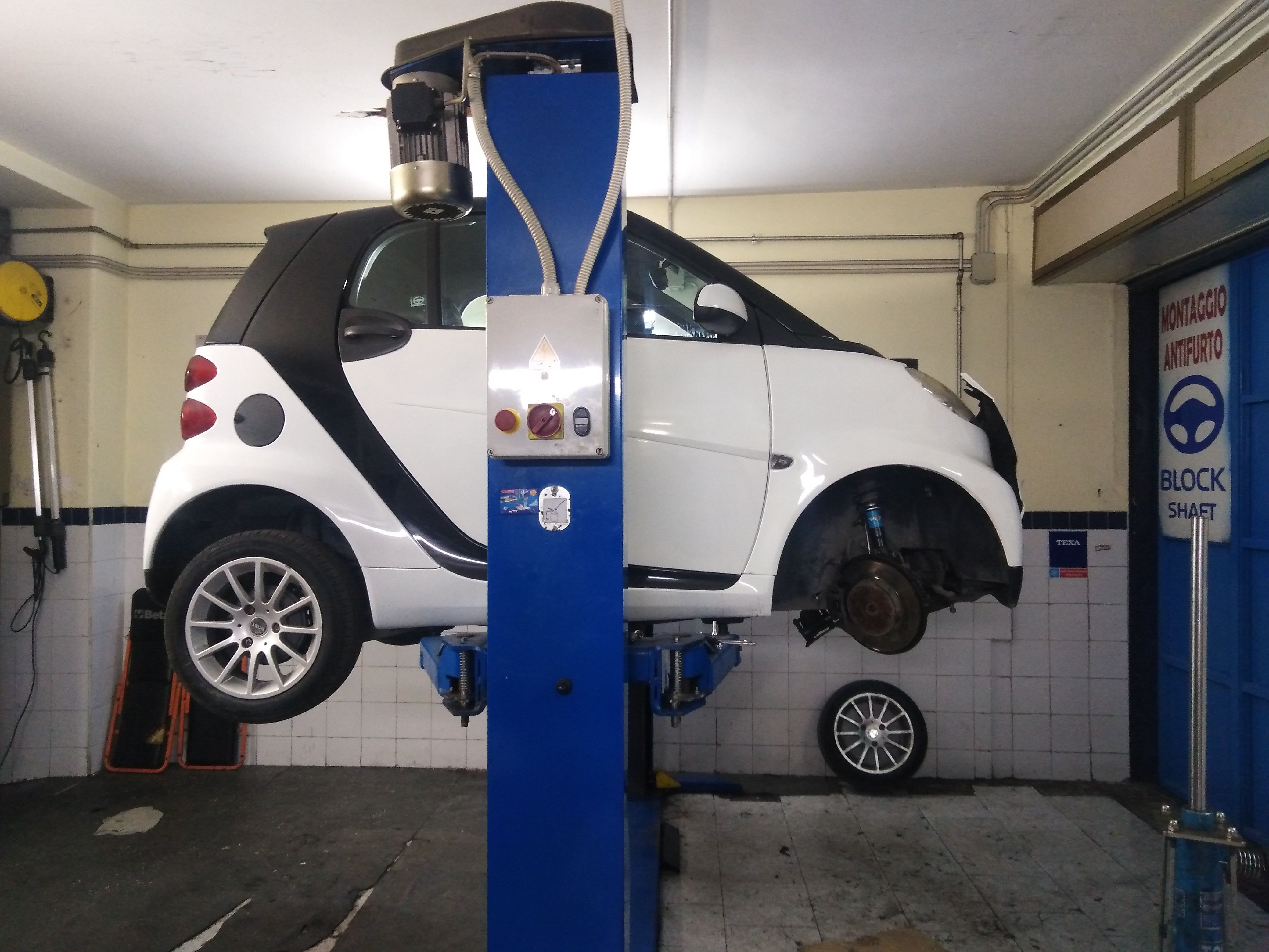 Motori smart completamente rigenerati