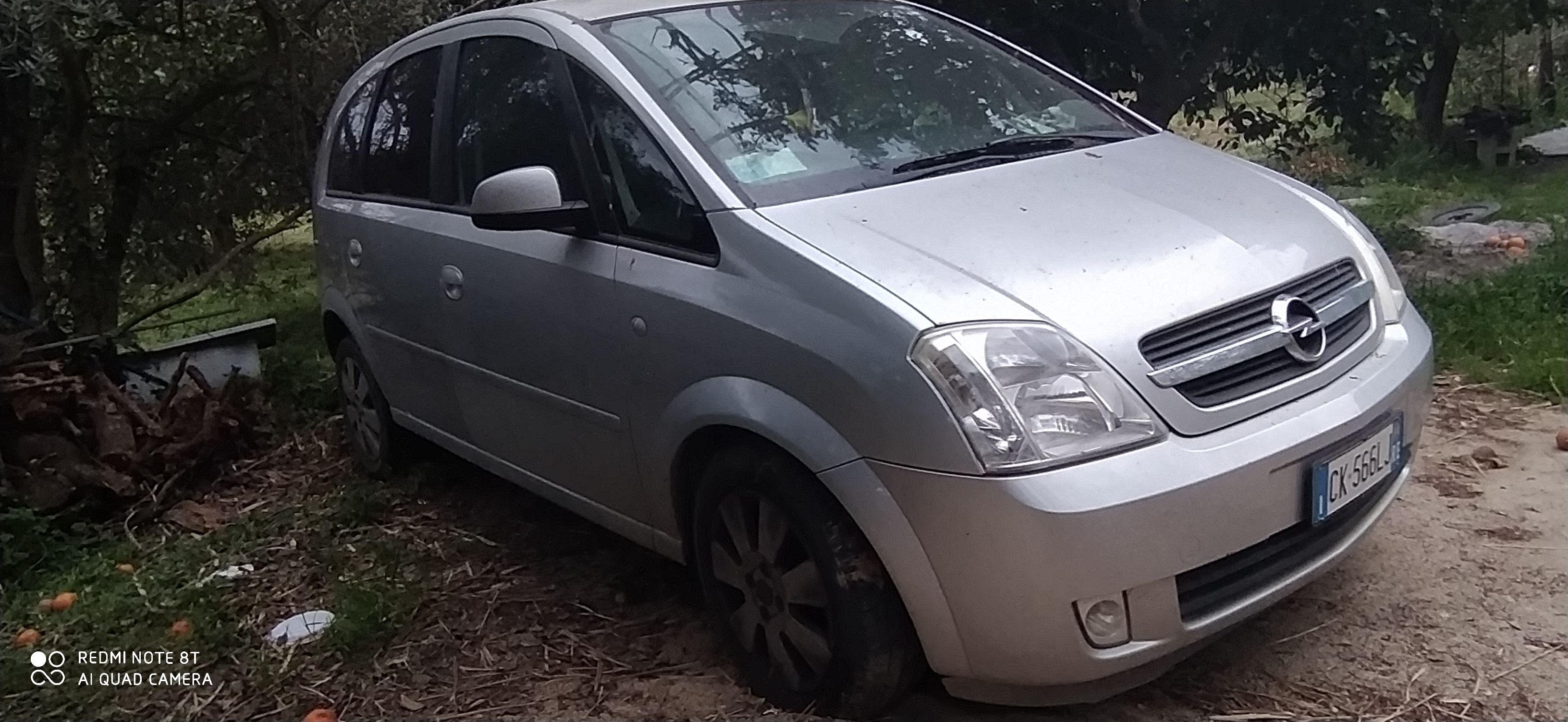 Opel Meriva perfettamente funzionante