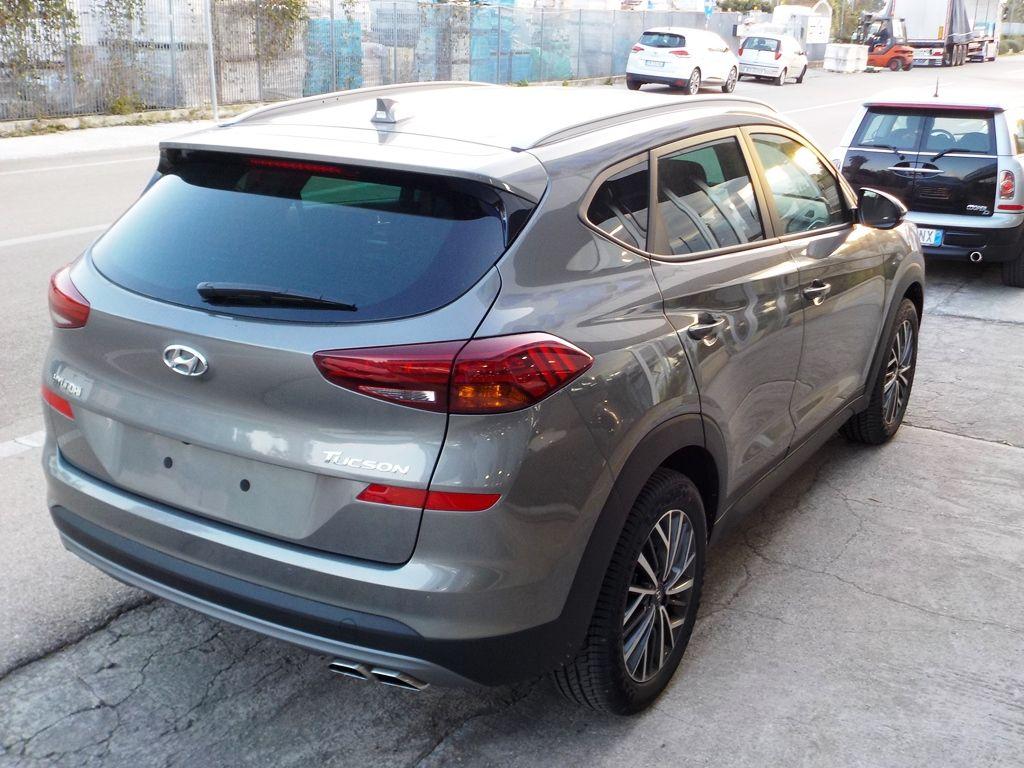 HYUNDAI TUCSON 1.6 CRDi 2WD 115cv X-PRIME nuovo