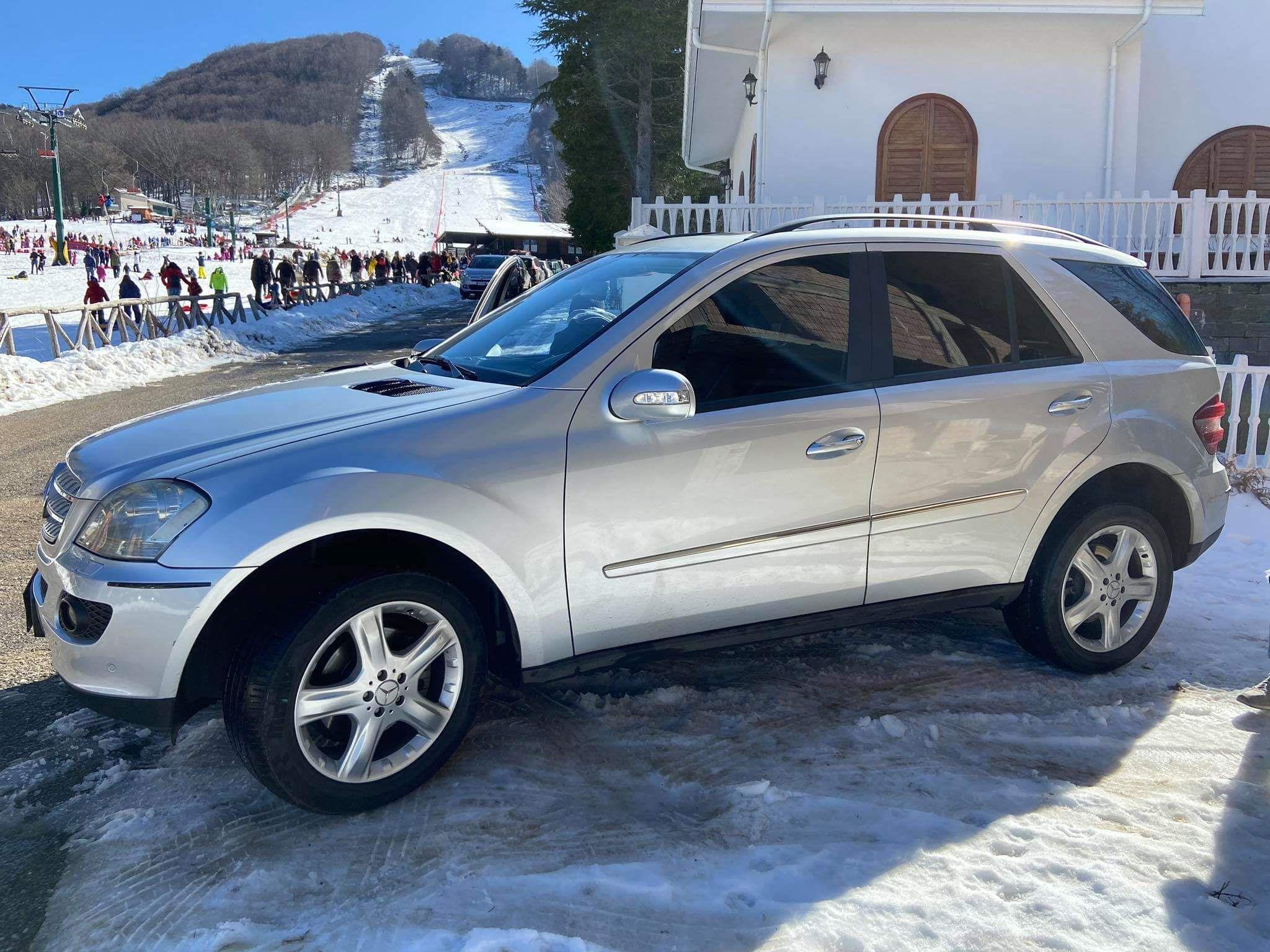 Mercedes ML 320 4 matic