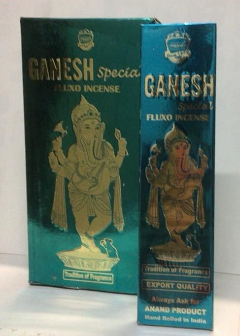 Incenso Anand Special Ganesh cod. art. Ana02