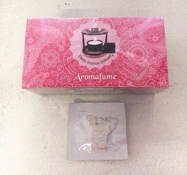 Incenso Mattoncini Aromafume Cherry Blossom 17902