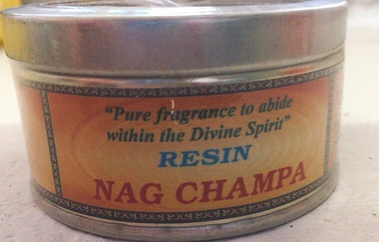 Incenso Polvere Nag Champa 1733