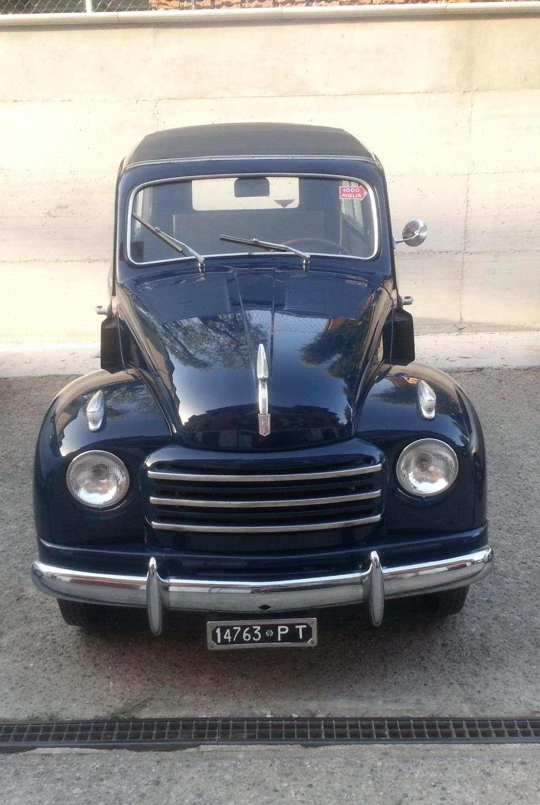 Fiat Giardiniera del 1952