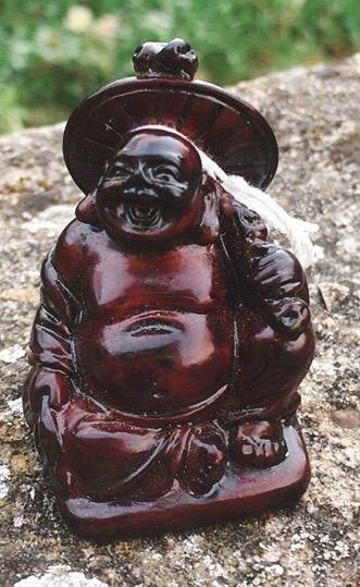 Statua Buddha Felicità He1912/1