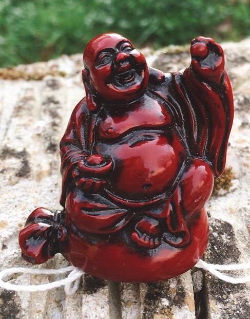 Statua Buddha Prosperità He1913/3