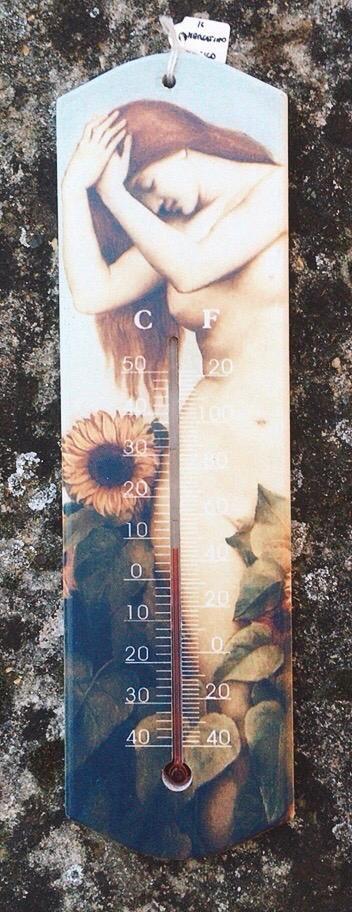 Termometro Artistico cod. art. Therm03