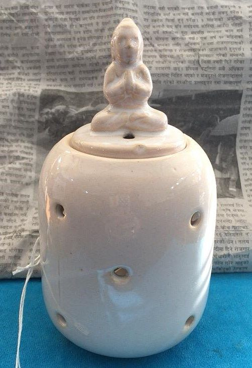 Bruciatore Ceramica  Buddha 146204/1