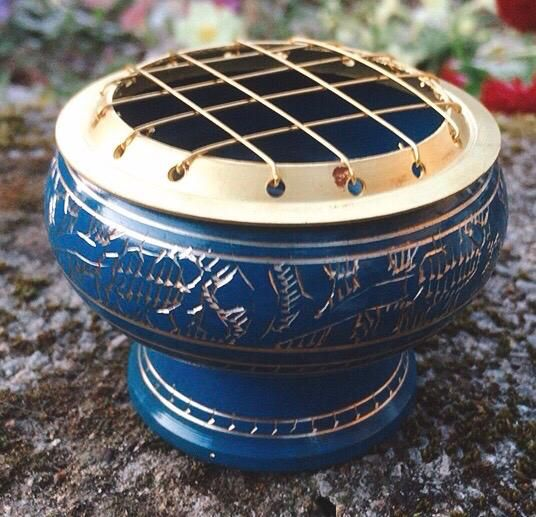 Bruciatore Blu e Oro 16855 /2