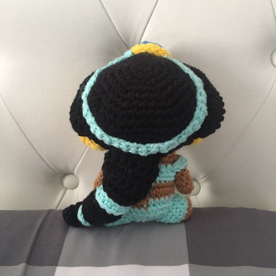 Pupazzo kawaii di Jasmine