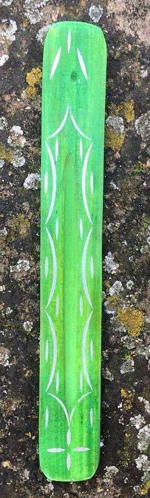 Bruciaincensi Loto Verde cod. art. BLe03