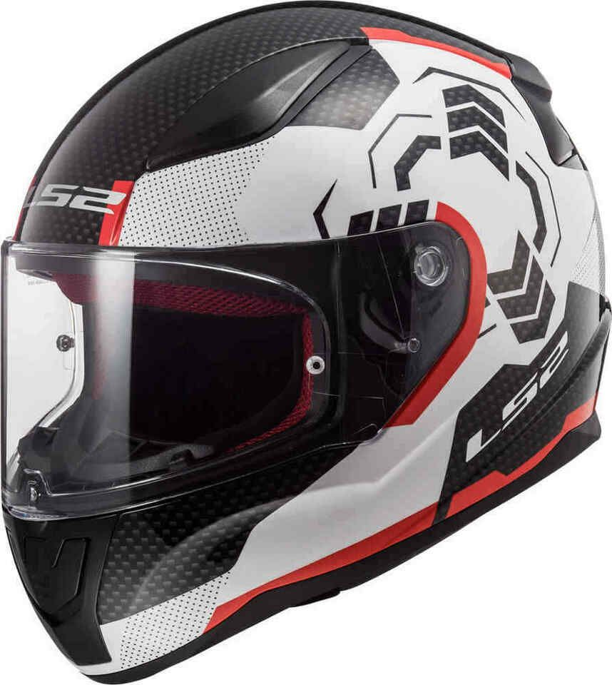 Casco Nuovo XL Integrale LS2 FF353 RAPID GHOST