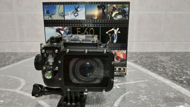 Nilox f 60 evo action cam video full hd