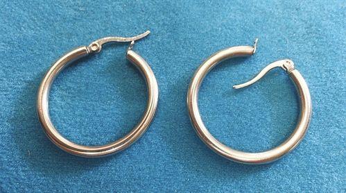 Coppie orecchini Cerchio mod. vari 2
