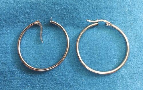 Coppie orecchini Cerchio mod. vari 3
