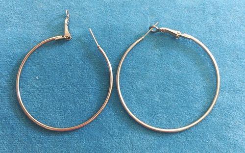 Coppie orecchini Cerchio mod. vari 5