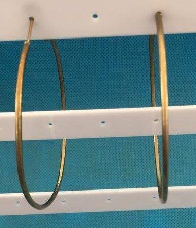 Coppie orecchini Cerchio mod. vari 6
