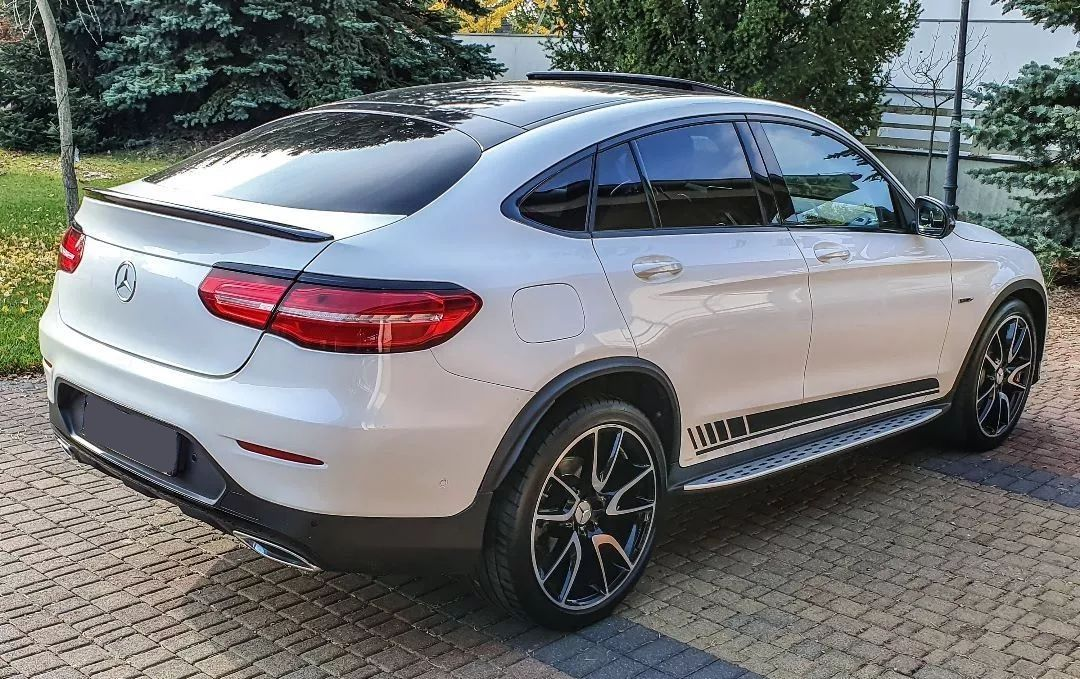 Mercedes-Benz GLC 250 d 4Matic Coup� Sport