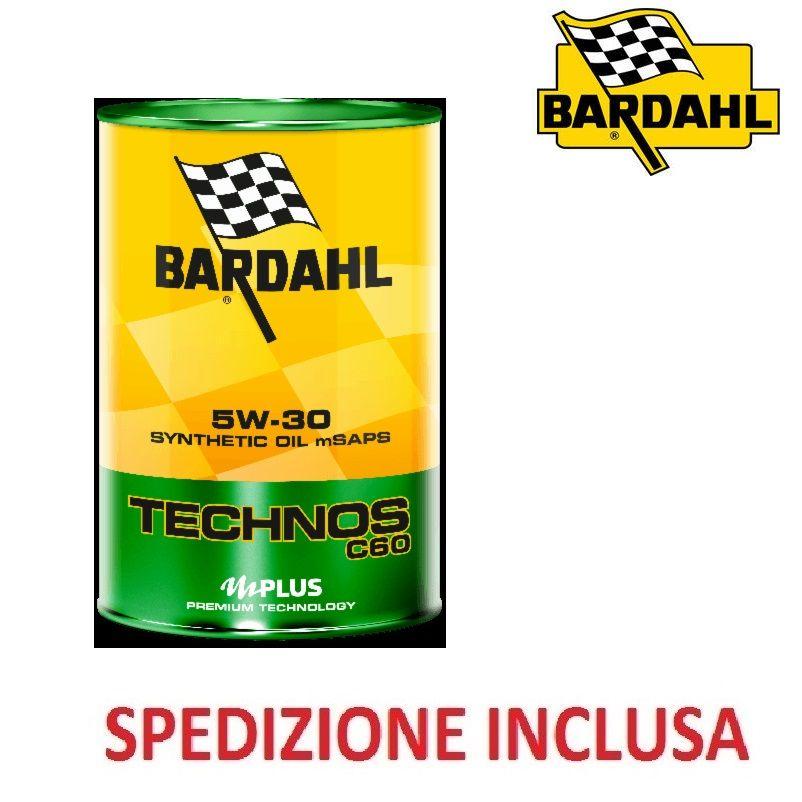 Bardahl Technos C60 5W30 311040 MSAPS
