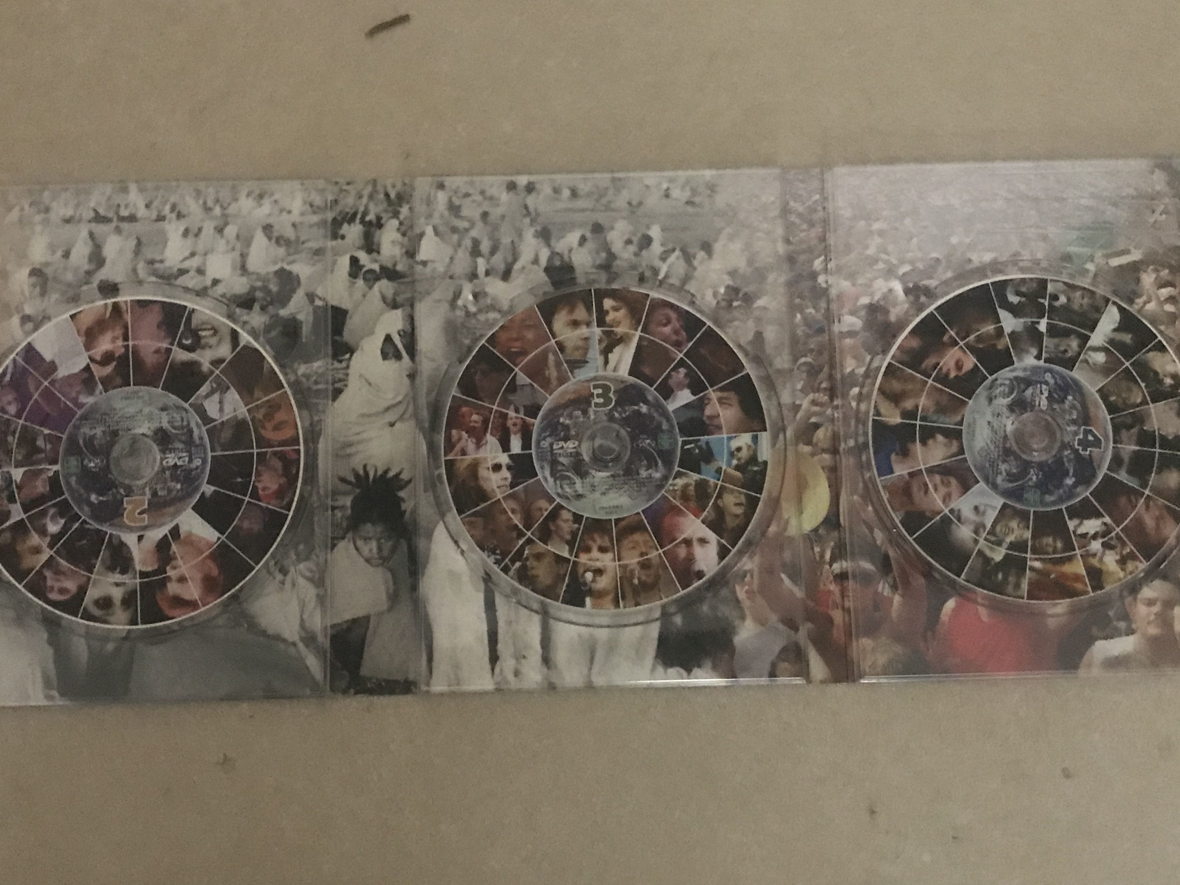 DVD LIVE AID 1985