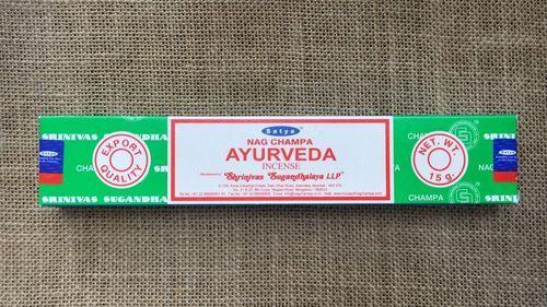 Incenso Indiano Satya