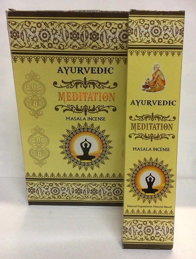 Incensi Indiani Ayurvedic