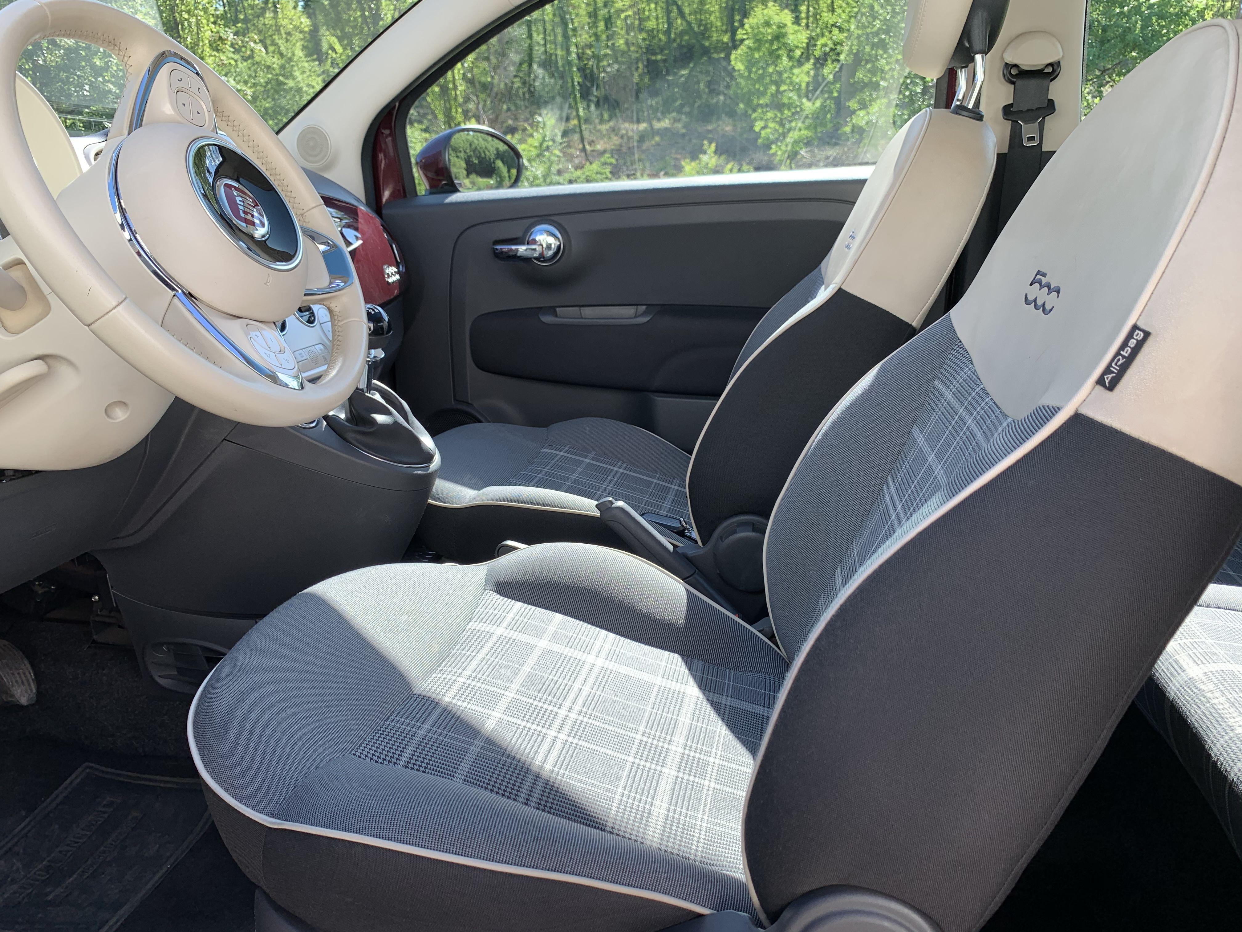 Fiat 500 2017 GPL