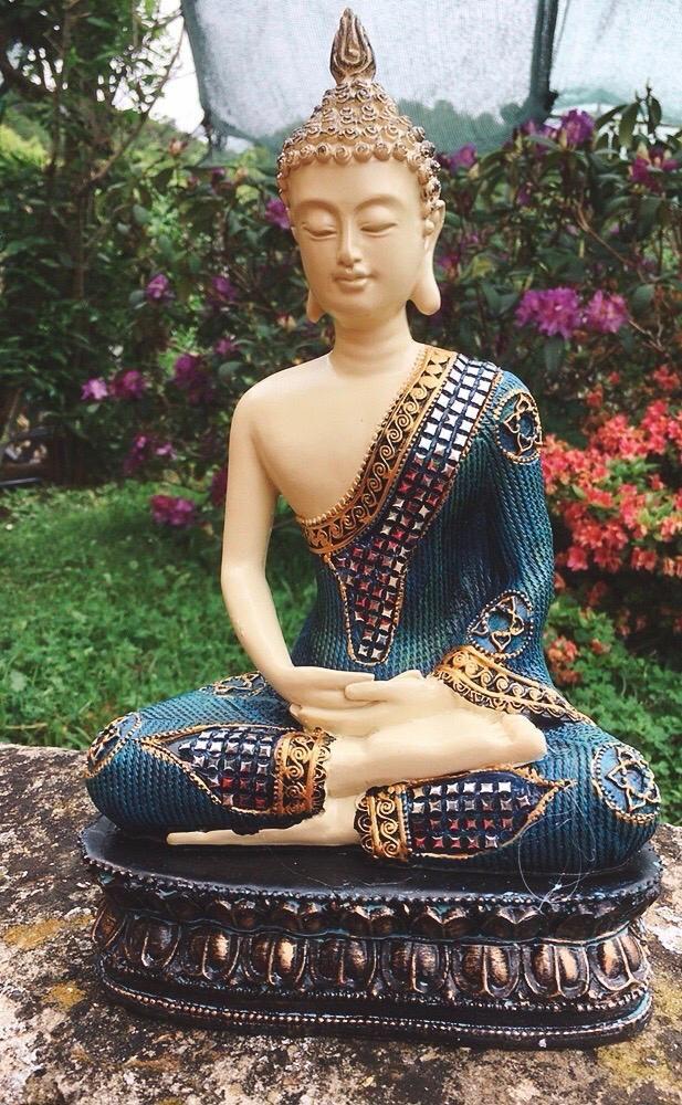 Buddha Meditazione Thai cod. art. 18111