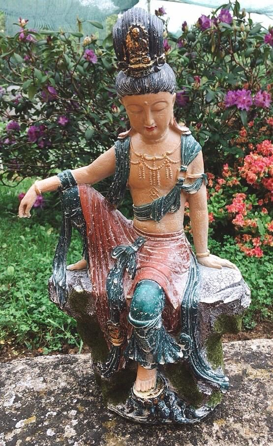 Buddha Guanyin Compassione cod. art. 18134