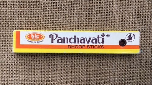 Incenso Indiano BIC Panchavati