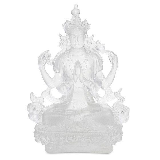 Buddha Cenrezig Vetro cod. art. 16619