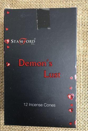 Incenso Stamford Coni Demoni