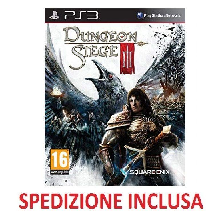 PLAYSTATION 3 DUNGEON SIEGE II PS3