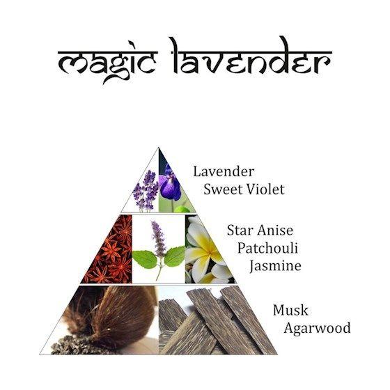 Magic Lavender Mattoncini
