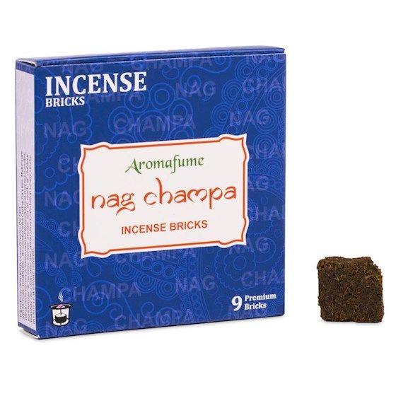 Incenso Mattoncini Nag Champa 17940