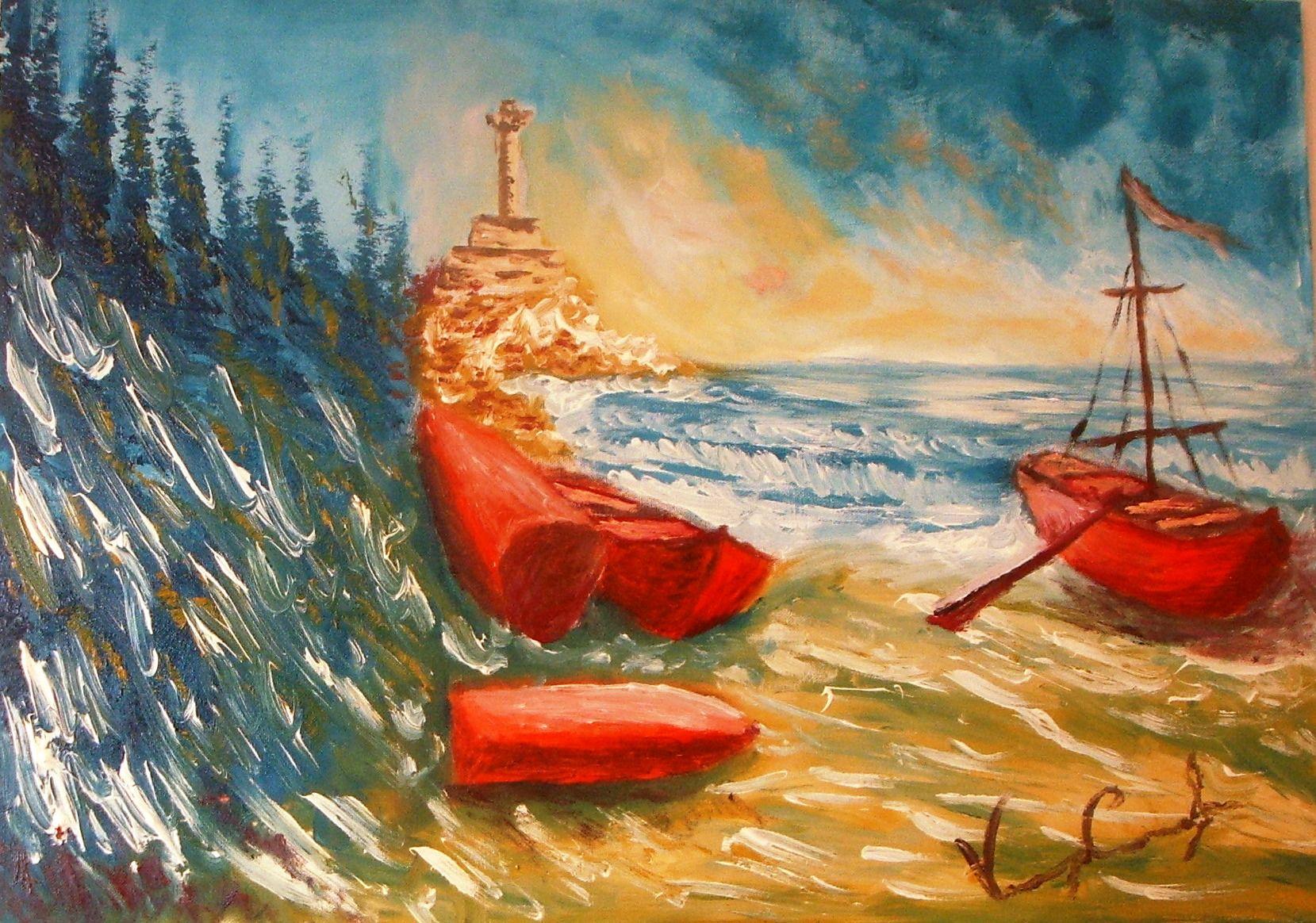 recensito da Sgarbi dipinti ad olio