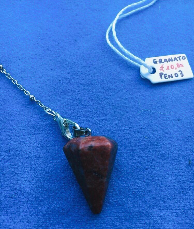 Pendolo in Granato