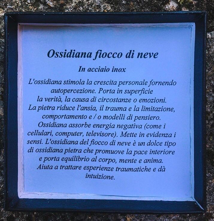 Braccialetto in Ossidiana BOs02