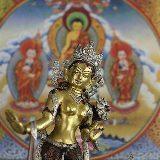 Statua di Tara Verde