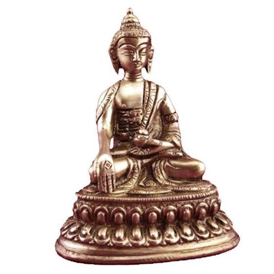 Statua Buddha Ratnasambava
