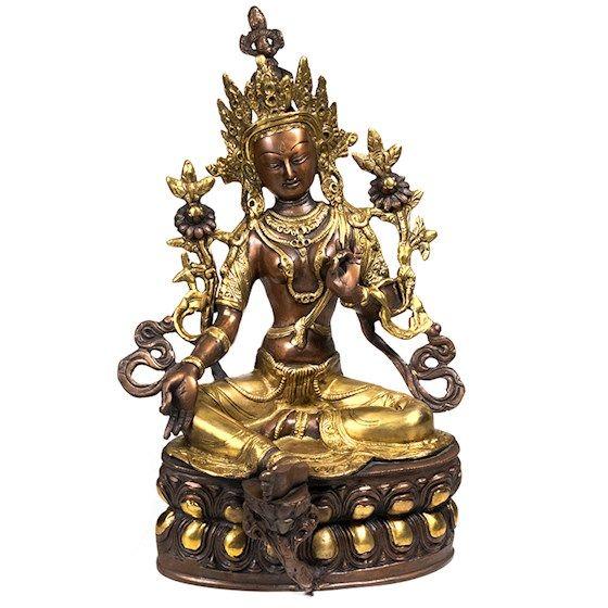 Statua Tara Verde