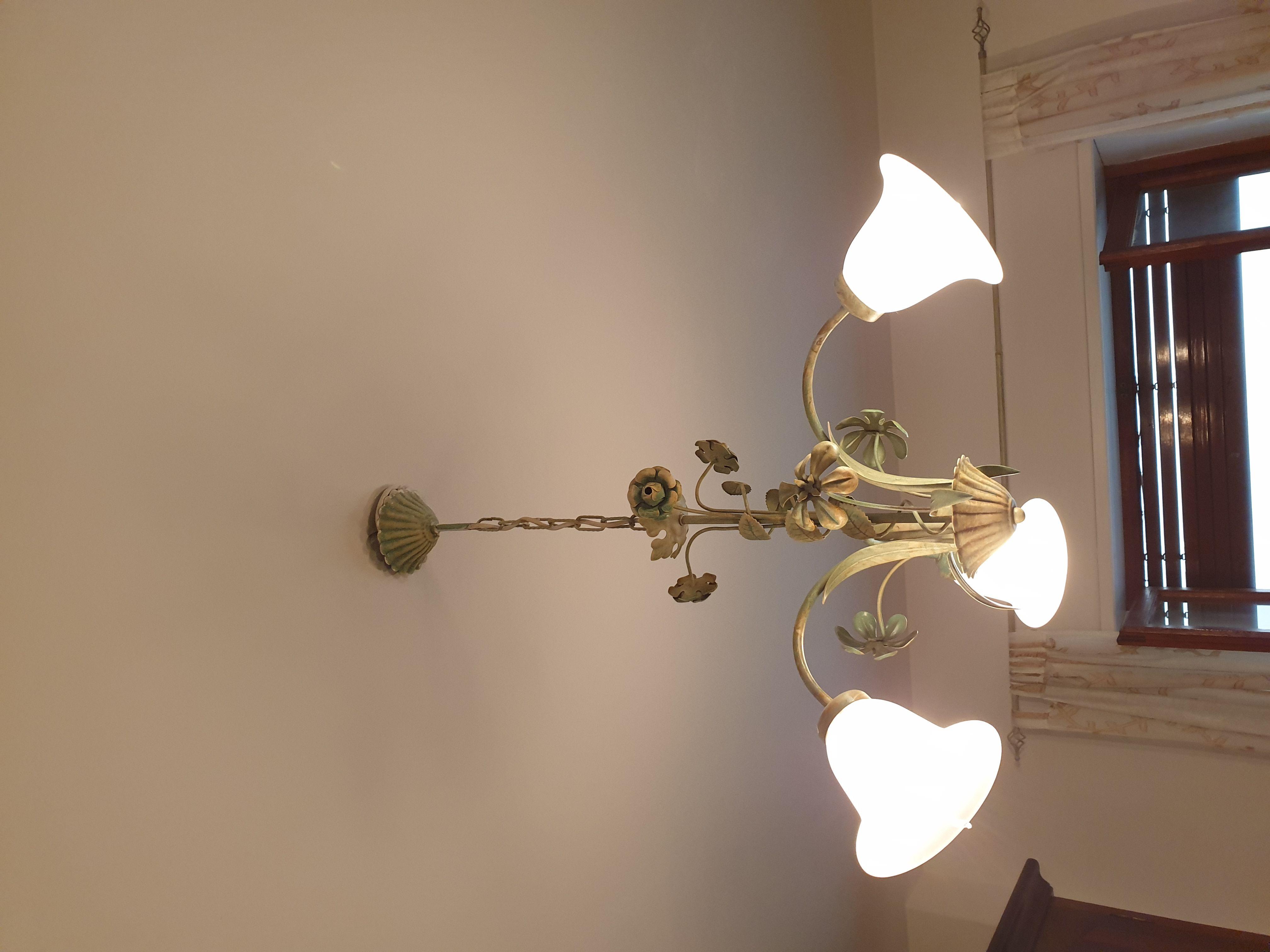 Lampadario Lampade Piantana