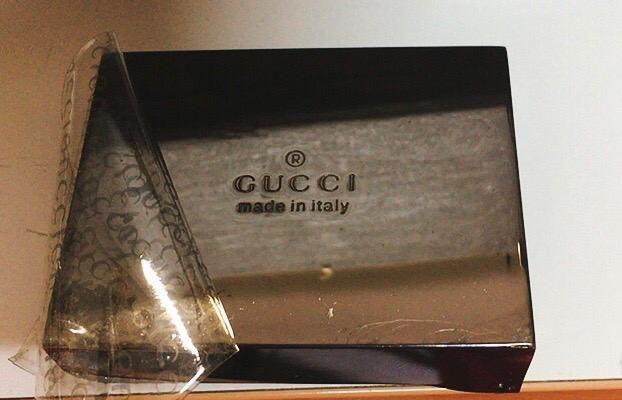 Fibbia Gucci